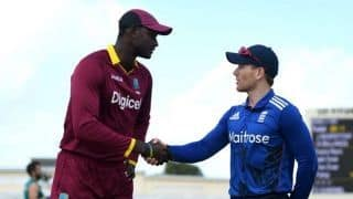5th ODI: West Indies elect to bowl to equal England ODI series
