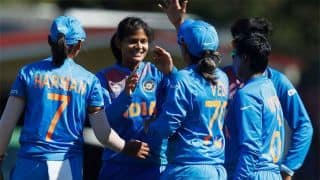 ICC Women's T20 World Cup: India Make it Four Out of Four Beating Sri Lanka by 7 Wickets