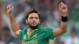 Shahid Afridi urges PCB to give him a farewell match