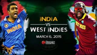 India vs West Indies, ICC Cricket World Cup 2015 Pool B match 28 at WACA, Perth Preview: India look to maintain winning run