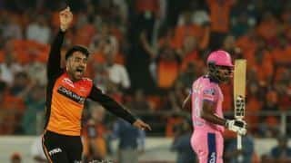 IPL 2019 RR vs SRH: Who will win today's IPL match – predictions, playing 11s and head to-head