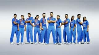 ICC World T20 2016: New cricket kit launched for men & women's teams