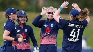 England Women to play 3-ODI series against India in April 2018