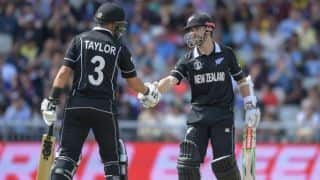 Brendon was extreme, Kane has his own style: Ross Taylor