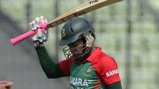 Mushfiqur Rahim apologises to Bangladesh after heavy defeat in second ODI to India