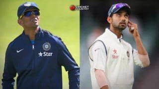 Rahul Dravid's fans heartbroken with Ajinkya Rahane's success in Test cricket!