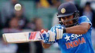 Rohit Sharma's 138 vs Australia: Five special shots