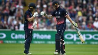 ICC Champions Trophy 2017, England vs Australia, 10th Match: England won by 40 runs (DLS method)