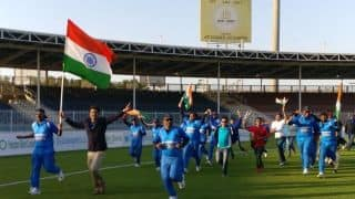 Tendulkar, Sehwag, PM Modi and others congratulate India on winning Blind Cricket World Cup