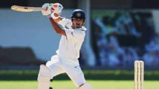 India vs New Zealand, 3rd Test: Gautam Gambhir blasts half-century in his comeback