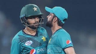 World XI need 175 to win against Pakistan in 2nd T20I at Lahore