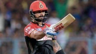 विराट कोहली ने इंडियन टी-20 लीग में सबसे तेज 5, 000 रन पूरे किए
