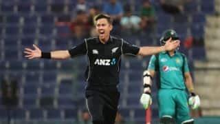 1st ODI: Trent Boult maiden hat-trick sinks Pakistan