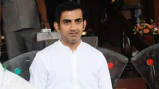 A part of me is gone, says Gautam Gambhir; Virat Kohli and other Indian cricketer condole Arun Jaitley's death