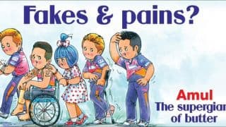IPL 2016: Amul takes dig on plight of Rising Pune Supergiants