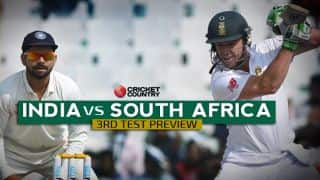 India vs South Africa 2015, 3rd Test at Nagpur, Preview: Hosts look to clinch Gandhi-Mandela series 2015