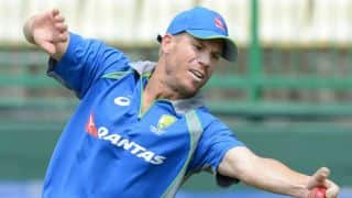 Warner declared fit for Sri Lanka vs Australia, 1st Test at Kandy