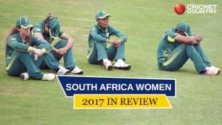 2017 Year-ender South Africa Women: Old habits die hard
