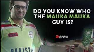 Meet the 'Mauka Muka' man of ICC Cricket World Cup 2015 Star Sports ad