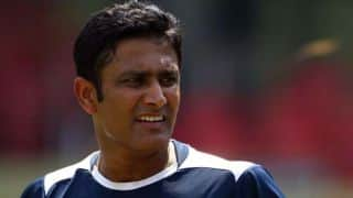 BCCI ask Anil Kumble to mentor Indian fast bowlers