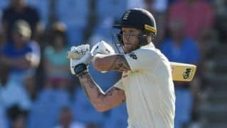 Why Ben Stokes was recalled despite leaving field of play?