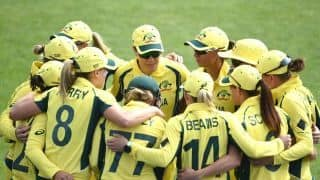 No 1 tag surprises Australian women's team ahead of World T20