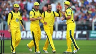 When Fawad Ahmed forgot to carry his bat along for batting during Sheffield shield Match