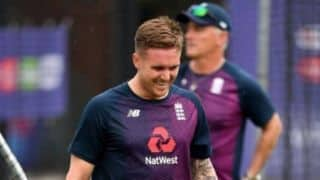 Cricket World Cup 2019: Jason Roy 'making good progress', England hopeful he will play against India