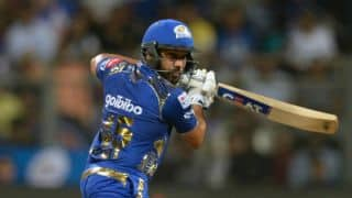 IPL 2018: Rohit Sharma blames batsmen after MI defeat against SRH