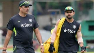 Shastri: People like me, Kumble will come and go