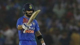 I never think for myself, it's always about what the team needs: Virat Kohli
