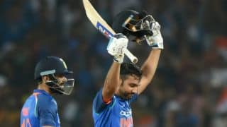 Watch 'ODI monster' Rohit Sharma's Nagpur classic against Australia