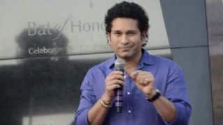 Sachin Tendulkar nervous ahead of autobiography 'Playing It My Way' launch