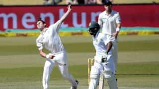 NZ: 22/4 | South Africa vs New Zealand 2nd Test, Day 4, Live Updates| Target: 400