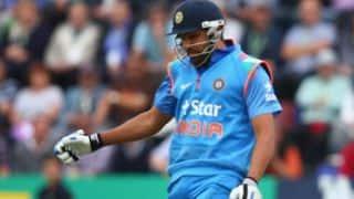 India A beat Sri Lanka by 88 runs in tour match; Rohit Sharma, Manish Pandey, Karn Sharma shine