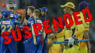 Full IPL Verdict: Chennai Super Kings, Rajasthan Royals suspended for 2 years; Meiyappan, Kundra suspended for life