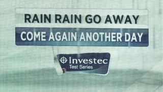 India vs England 1st ODI at Bristol: Toss delayed due to rain