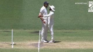 Ishant Sharma, Ravindra Jadeja engage in an on-field fight during 2nd Test at Perth