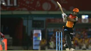 IPL 2017: SRH put up a clinical performance to wallop KXIP by 26 runs