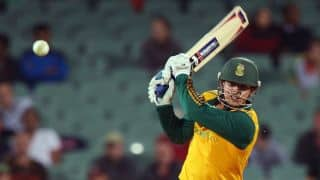 South Africa wobble to 145 for 6 against Australia in 3rd T20I played at Sydney