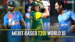 A merit-based T20I World XI that could have played Pakistan