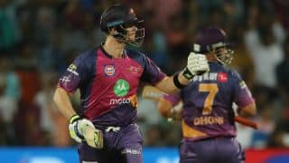 IPL 2017: Rising Pune Supergiant (RPS) eye maiden IPL title in clash against Mumbai Indians (MI)