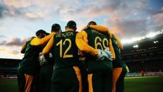 ICC Cricket World Cup 2015: South African convenor of selector tight lipped over  the controversial selection in semi-final