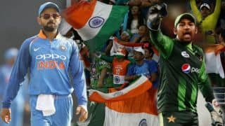 ICC CRICKET WORLD CUP: India hold 6-0 record over Pakistan Can they maintain streak?
