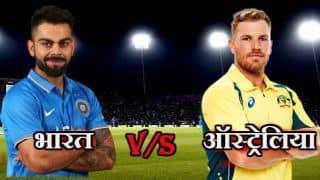 India vs Australia, 2nd ODI, Live Cricket Score and Updates: Vidarbha Cricket Association Stadium, Jamtha, Nagpur