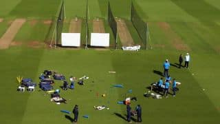 India vs England 2014: India practice at Lord's ahead of tour game against Middlesex