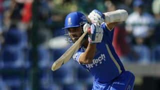 Ajinkya Rahane starts well for Rajasthan Royals vs Royal Challengers Bangalore, IPL 2014