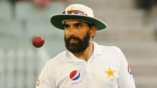 Misbah-ul-Haq to retire after West Indies tour?