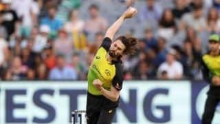 Kane Richardson withdraws from T20 Blast following World Cup call-up