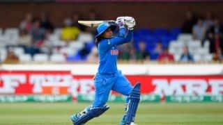 टी20 में खुद के प्रदर्शन से नाखुश मिताली राज, कहा स्पिनरों को प्रदर्शन में सुधार करने की जरूरत है